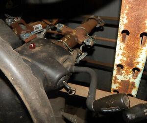 2001 2002 Silverado Sierra 1500 2500 3500 Suburban Steering Column Shift OEM