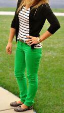 "DAVID SMITH Stretch Jeans Colour Emerald   Size: 32"" / 82 cm Length 43""   NWT"