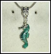 Alloy Green European Jewellery Charms