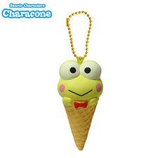 Sanrio Characone Squishy Kero Kero Keroppi Ice Cream Squishy