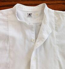 Invicta Marcella tunic shirt 15 vintage 1920s 1930s mens evening dress perfect