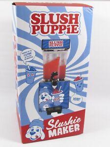 Slush Puppie Puppy Machine Frozen Ice Slushie Drink Maker Used Once Then Reboxed
