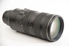 objectif nikon AF-S Nikkor 70-200 mm 1:2.8 G II ED