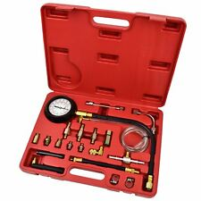 Petrol and diesel fuel pump pressure tester / meter 0 - 145 PSI AT241