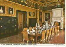 """The State Dining Room, Longleat House, Warminster, Wiltshire Postcard 4"""" by 6"""""""