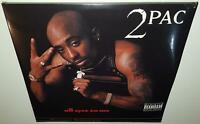 2PAC ALL EYEZ ON ME (2017) BRAND NEW SEALED 4x VINYL LP PRESSING OUTLAWZ DR DRE