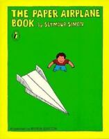 Paper Airplane Book Paperback Seymour Simon