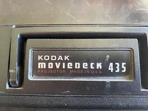 8MM/SUPER-8 KODAK MOVIEDECK, MANUAL REWIND UNTESTED, ISSUES/209820