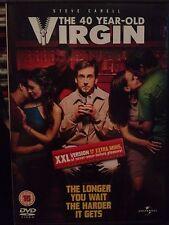 The 40 Year Old Virgin (DVD, 2005)
