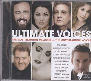 Ultimate Voices - Ultimate Voices CD A55