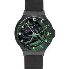 NUOVO PATTO ALIENO orologio plastica orologi americani di Fantascienza Film Horror