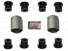 Suzuki Samurai SJ413 SJ419D Leaf Spring Bush Bushing Kit Rear