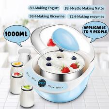 Homemade Automatic Yogurt Maker Natto Multi-functional Thermostatic Machine