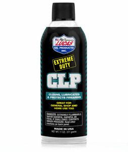 Lucas Oil 10916 Extreme Duty CLP Gun Cleaner 11 oz. Aerosol, 1 Pack
