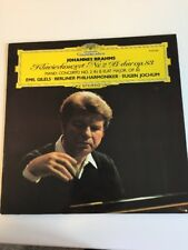 Johannes Brahms LP Klavierkonzert Nr.2 B-Dur Op 83 (78)