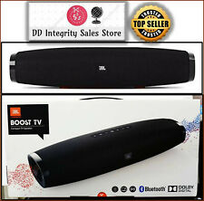 NEW SEALED JBL Boost TV Compact Bluetooth Soundbar BLACK 30W TRUSTED SELLER
