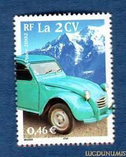 N° 3474 LA 2CV 2002 Le Siècle au fil du timbre NEUF