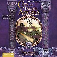 City of Fallen Angels (Bones IV) von Clare, Cassandra   Buch   Zustand gut