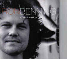 Ron Benning-Kom Er Maar In cd single