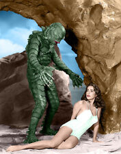 """Famous Monsters, Creature From the Black Lagoon Photo Print 13x19"""""""