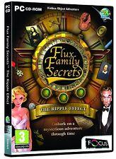 Flux Family Secrets: The Ripple Effect (PC CD) NEW SEALED