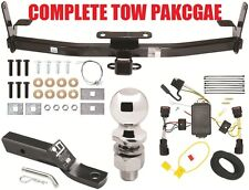 2010-2017 GMC TERRAIN COMPLETE TRAILER RECEIVER TOW HITCH PACKAGE ~ EASY INSTALL