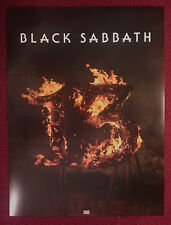 Music Poster Promo Black Sabbath ~ Lucky 13 ~ Larger Size