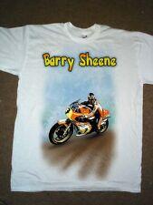 leggendario campione mondo motociclistico 1976 Barry Sheen Maglietta