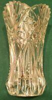 """JG Durand Vincennes Crystal 6 1/2"""" Vase -  Cristal J G Durand Arques, France FS"""