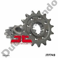 Front sprocket 15 tooth JT steel 525 pitch Ducati Panigale 1199 1299 V4 1100
