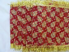 Mata ki chunni orhni Duppatta red net chunri for pooja Set of 5