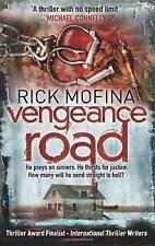 Vengeance Road (A Jack Gannon Thriller),Rick Mofina
