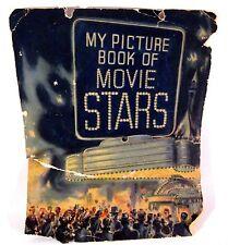 My Picture Book of 6 Movie Stars A Ladd G Autry R Rogers R Scott R Hayward LaRue