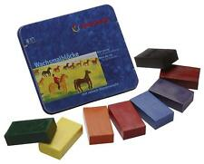 Stockmar Beeswax Block Crayons - 12 Standard Colours in a Cardboard