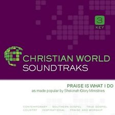 Shekinah Glory Ministries - Praise Is What I Do - Accompaniment CD New
