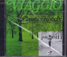 CLAUDIO ROCCHI viaggio - raro CD prog - VINYL MAGIC vm 044 (anni 90) mai suonato