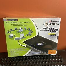 New NComputing PC Expanion Multi-User Network Computing Terminal OSL-100