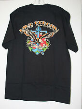 KING KEROSIN T-SHIRT MENS EAGLE UNITED WE STAND  SIZE M   NEW