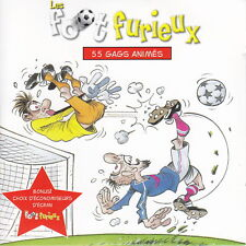 Les foot furieux 55 GAGS ANIMES DVD