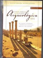 NEW - Santa Biblia de estudio arqueologica NVI (Spanish Edition)
