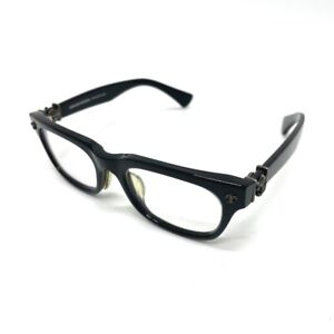CHROME HEARTS GITTIN ANY? SV925 Flare Eyewear glasses Plastic / SV925 Black