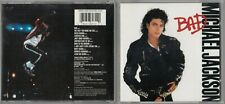 Michael Jackson - Bad [Bonus Tracks] [Remaster] (CD, Oct-2001, Sony Music)