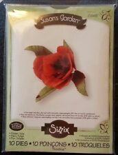 SIZZIX Die Cutter 658418 Tulipe Fleur 10 meurt Thinlits Fits BIGkick Big Shot