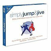 Simply Jump & Jive, Various Artists CD | 0698458027122 | New