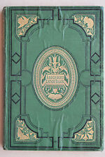 1869 Hans Christian Andersen's LATER TALES Antique Green Victorian Cover Book