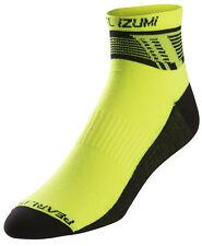Pearl Izumi Elite Low Bike Socks Screaming Yellow XL (44+ US 10+)