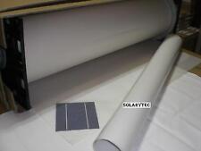 "EVA FILM for Solar Panel, 4,5m² (3m² EVA+ 1,5m² ""Tedlar"") Encapsulation Kit"