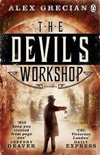 The Devil's Workshop: Scotland Yard Murder Squad Book 3,Alex Grecian