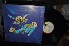 TRAFFIC Shoot out at the Fantasy Factory LP RARE ISLAND RECORDS  ITALY PRESS