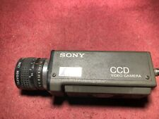 Sony SSC-D5 CCD Video Camera with Lens (2)
